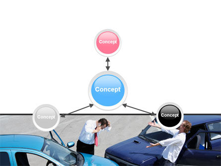 Traffic Collision PowerPoint Template Slide 14