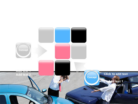 Traffic Collision PowerPoint Template Slide 16