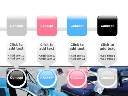 Traffic Collision PowerPoint Template Slide 18