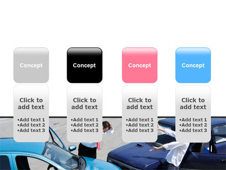 Traffic Collision PowerPoint Template Slide 5