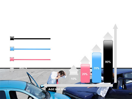 Traffic Collision PowerPoint Template Slide 8