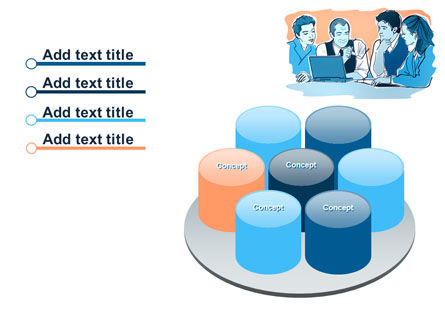 Planning Meeting PowerPoint Template Slide 12