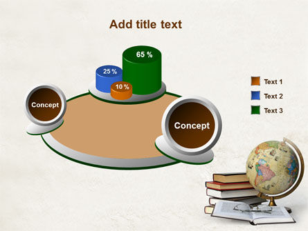 Study Geography PowerPoint Template Slide 6