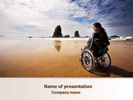 Everything is Possible PowerPoint Template, 07876, People — PoweredTemplate.com