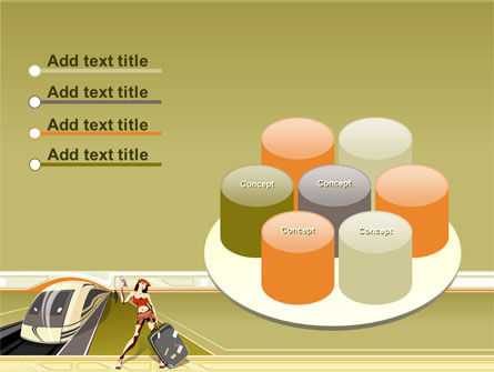 Traveler Free PowerPoint Template Slide 12