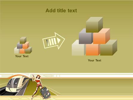 Traveler Free PowerPoint Template Slide 13