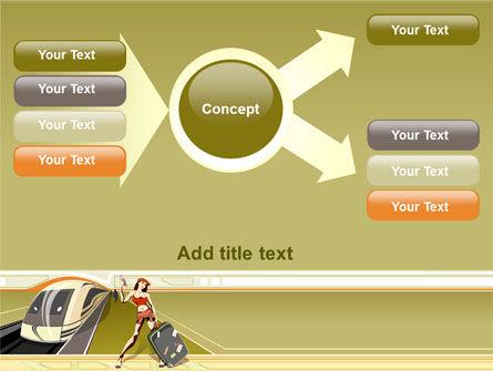 Traveler Free PowerPoint Template Slide 15
