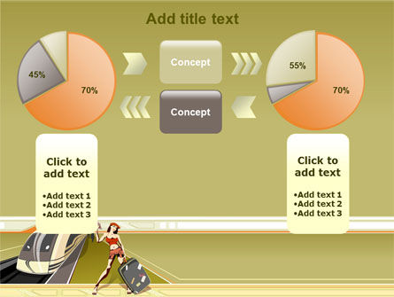 Traveler Free PowerPoint Template Slide 16