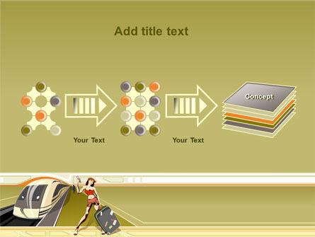 Traveler Free PowerPoint Template Slide 9