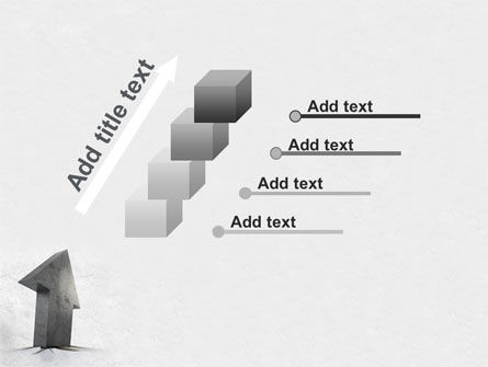Stone Arrow PowerPoint Template Slide 14