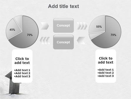 Stone Arrow PowerPoint Template Slide 16