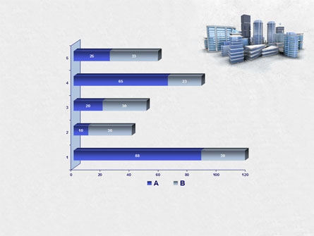 Hi-Tech District PowerPoint Template Slide 11