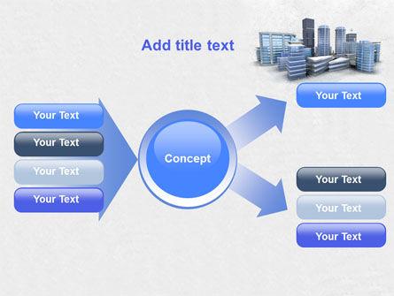 Hi-Tech District PowerPoint Template Slide 15