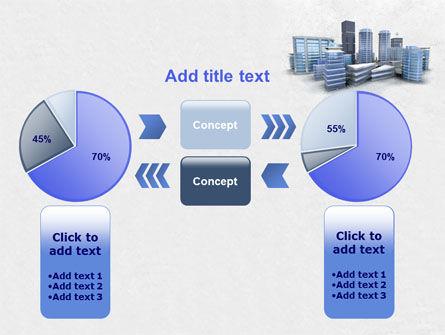 Hi-Tech District PowerPoint Template Slide 16
