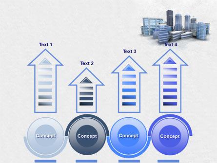 Hi-Tech District PowerPoint Template Slide 7