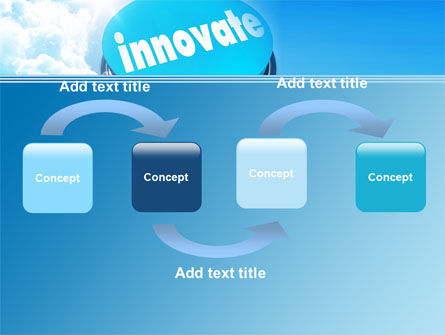 Start Innovation PowerPoint Template, Slide 4, 07889, Technology and Science — PoweredTemplate.com