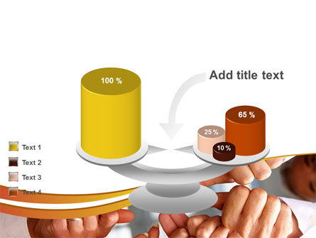 Thumbs Up Team PowerPoint Template Slide 10