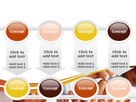 Thumbs Up Team PowerPoint Template Slide 18