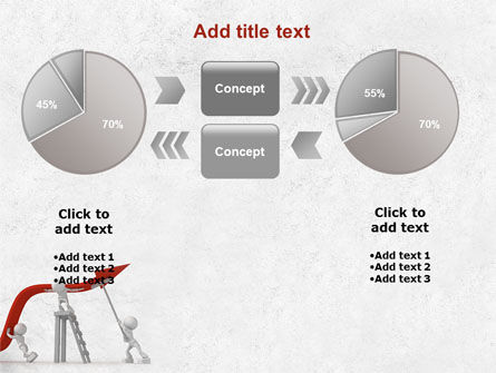 Keeping High Performance PowerPoint Template Slide 16