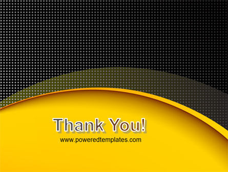 Yellow Arch Theme PowerPoint Template Slide 20