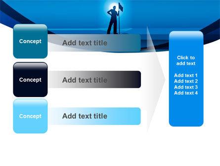 Conqueror PowerPoint Template Slide 12