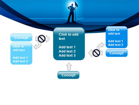 Conqueror PowerPoint Template Slide 13