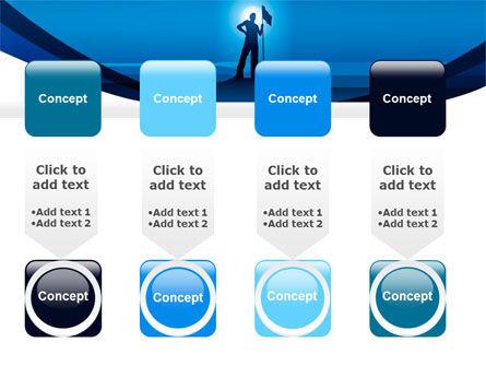 Conqueror PowerPoint Template Slide 18