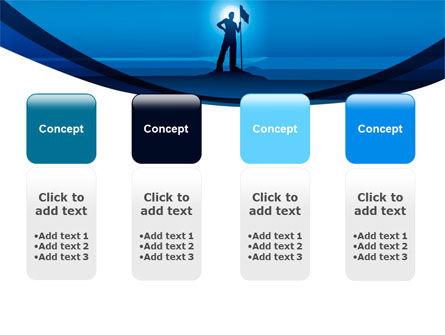 Conqueror PowerPoint Template Slide 5