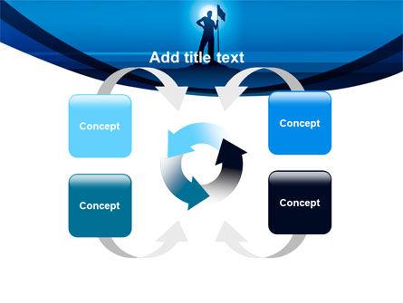 Conqueror PowerPoint Template Slide 6