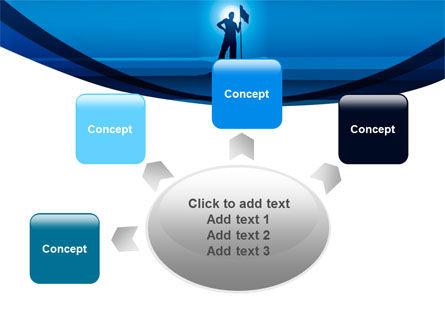 Conqueror PowerPoint Template Slide 7