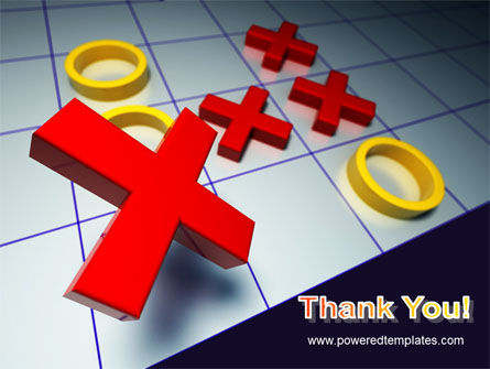 Crosses And Zeros PowerPoint Template Slide 20