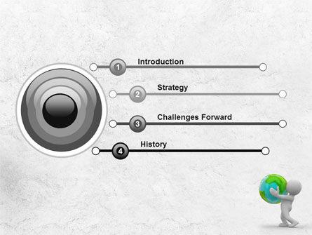 Habitat PowerPoint Template Slide 3