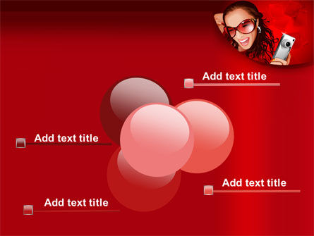 Compact Camera Free PowerPoint Template Slide 10