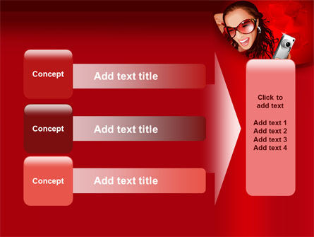 Compact Camera Free PowerPoint Template Slide 12
