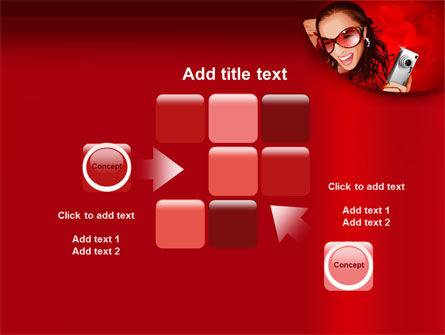 Compact Camera Free PowerPoint Template Slide 16