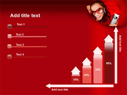 Compact Camera Free PowerPoint Template Slide 8