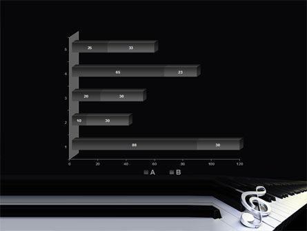 Music Key PowerPoint Template Slide 11