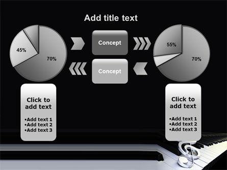 Music Key PowerPoint Template Slide 16