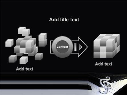 Music Key PowerPoint Template Slide 17