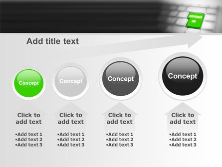 Contact Us PowerPoint Template Slide 13