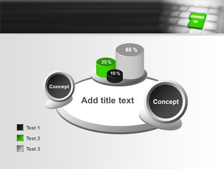 Contact Us PowerPoint Template Slide 16