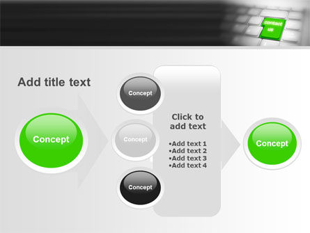 Contact Us PowerPoint Template Slide 17