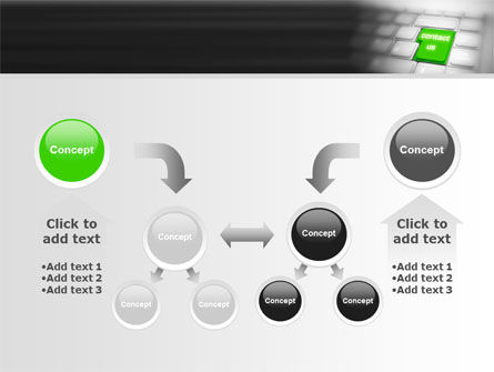 Contact Us PowerPoint Template Slide 19