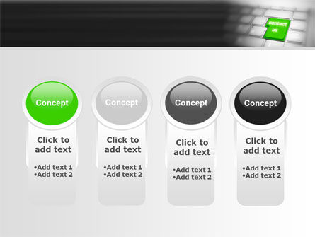 Contact Us PowerPoint Template Slide 5