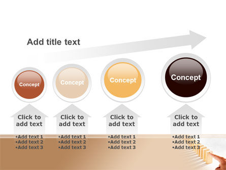 Domino Effect PowerPoint Template Slide 13