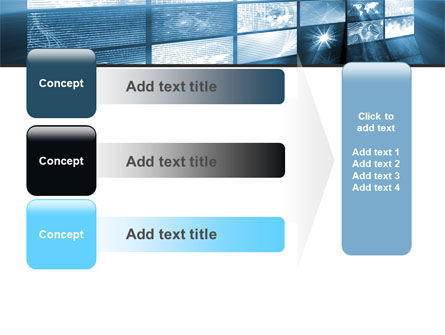 Multi Screen PowerPoint Template Slide 12
