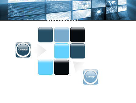 Multi Screen PowerPoint Template Slide 16