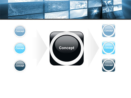 Multi Screen PowerPoint Template Slide 17