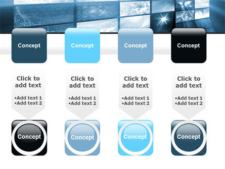 Multi Screen PowerPoint Template Slide 18