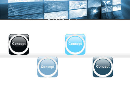 Multi Screen PowerPoint Template Slide 19